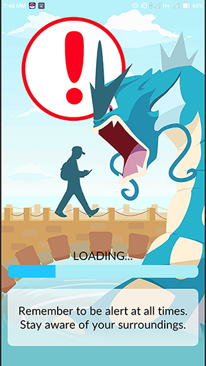 pokemon go παγκόσμια τρέλα