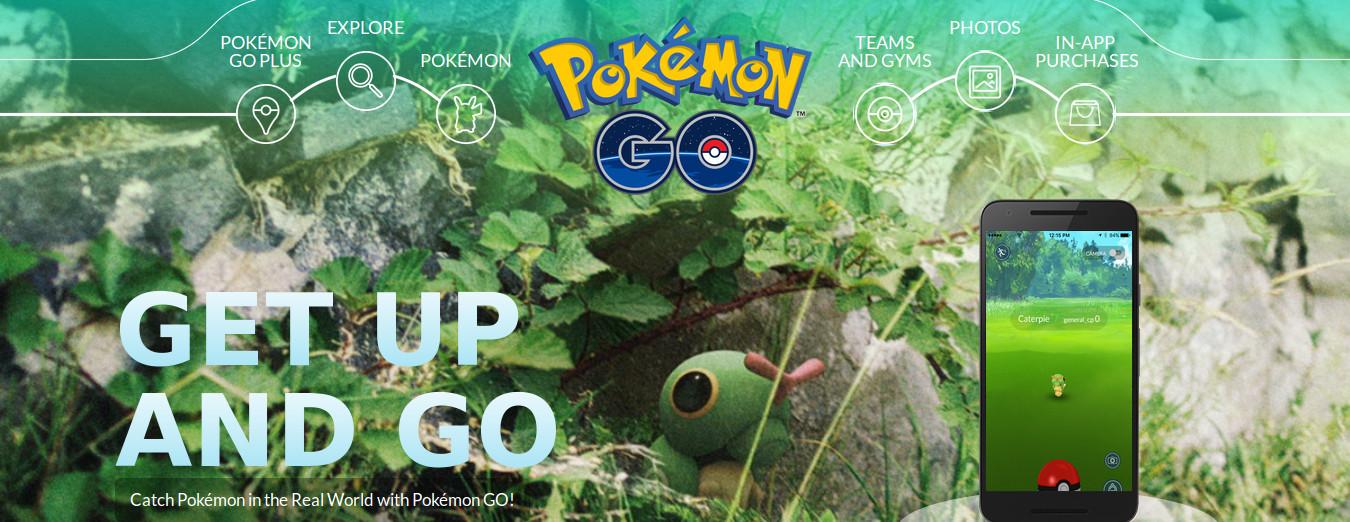 pokemon go πως να παιξετε