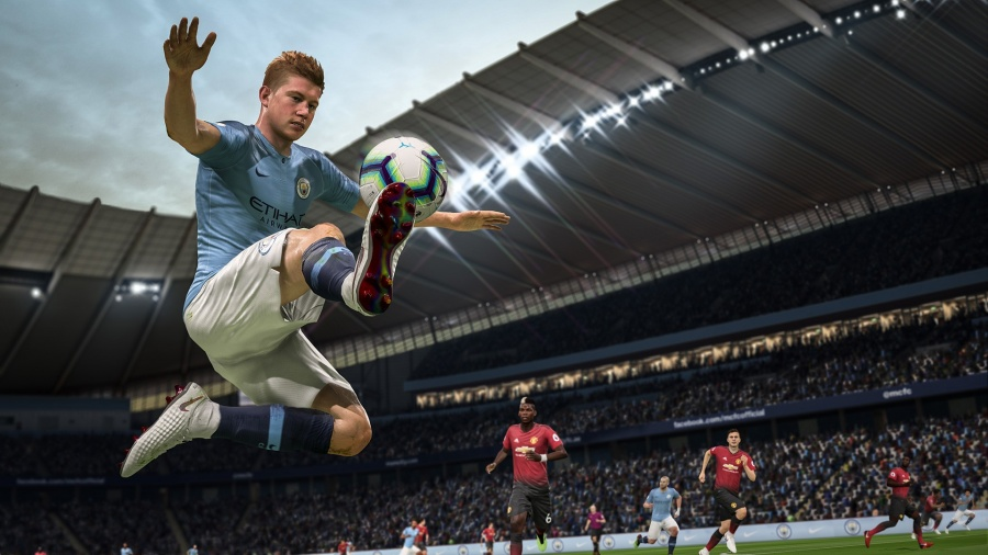 fifa 19 active touch